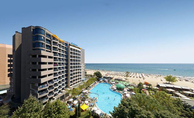 Bellevue Hotel - Repas